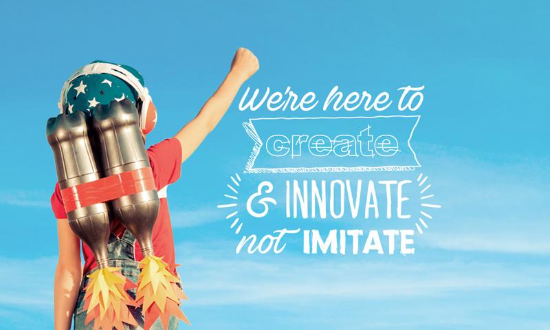 Create & Innovate