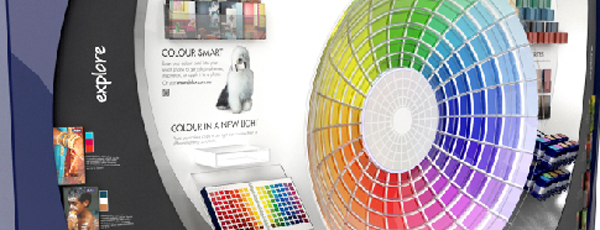 Dulux Colour Display Design