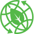 Sustainable Logistics Icon
