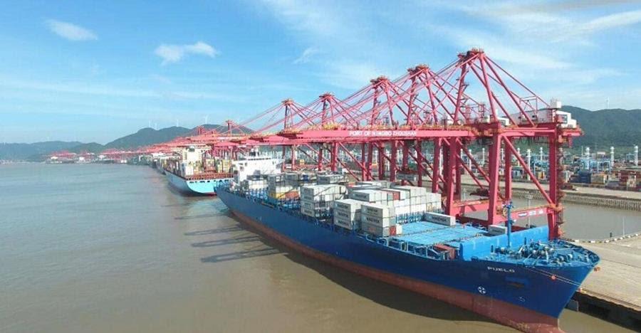 Ningbo Port Disruption