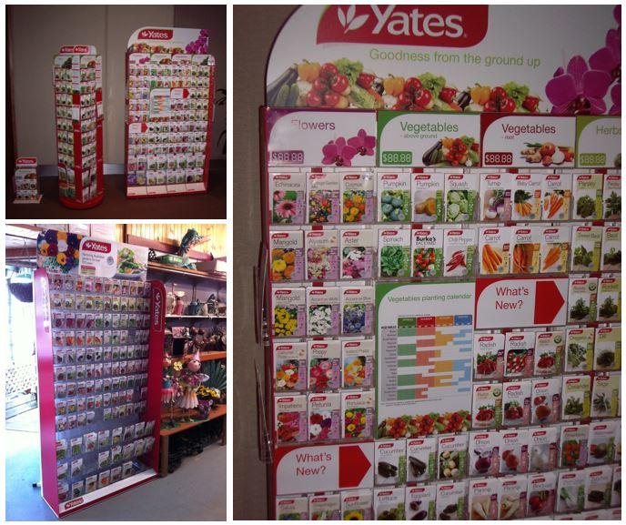 Flashback Friday 2009: Yates Seed Pop Suite