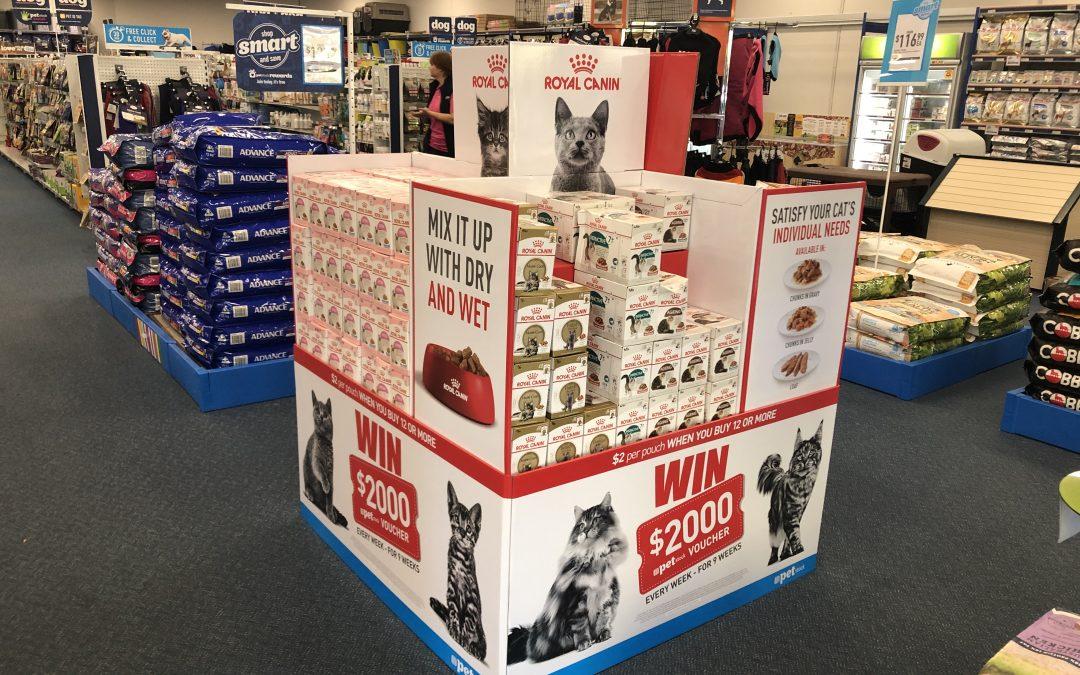Flashback Friday 2019: Royal Canin Cat Wet Food Pallet
